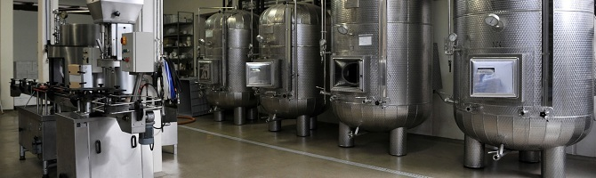 Corrosion protection in food and beverage industry