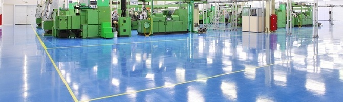 industrial floors corrosion protection